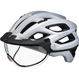 KED Covis - Casco de bicicleta - blanco